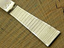 Wittnauer 1970 Vintage Pre-Owned Deployment Watch Band 17.5mm Rolled Gold Plate