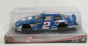2005 Winner's Circle NASCAR #2 Rusty Wallace Mobil Scale 1:24 Dodge Charger