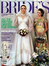 Bride's - April - May 1978 scanned magazine -