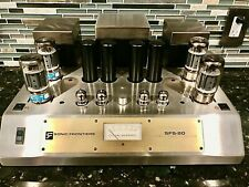 Excellent Sonic Frontiers Sfs-80 Tube Power Amplifier, Amazing Sound, 80 wpc