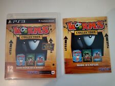 worms collection ultimate mayhem 2 armageddon + 6 dlc ps3 ps 3 playstation  3