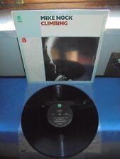 "Mike Nock ""Climbing"" LP Tomato – TOM 8009 USA 1979"