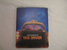 Taxi Driver (Blu-ray Disc, 1976, Widescreen, Limited Ed. SteelBook) Like New !