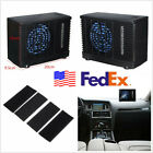 12V 35W Evaporative Air Conditioner Car SUV Home Cooler Cooling Fan USA Shipping photo