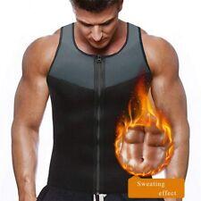 Chaleco Sauna Hombre Para Fitness Gimnasio adelgazamiento Adelgazamiento Cintura