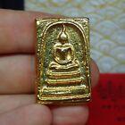 Thai Buddha Amulet Phra Somdej Buddhism Amulet Garuda Phaya Krut Talisman Somdet