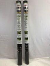 Jobe's WeedBlock Natural Premium Landscape Fabric 3.33-ft x 36-ft-LOT OF 2 ROLLS