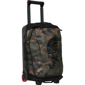 """The North Face Rolling Thunder 22"""" Carry on Luggage Suitcase $269 Camo"""
