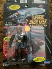 Playmates 1995 Classic Star Trek Movie Series Commander Kruge Action Figure New