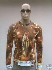 Religión Mary Madonna Ave María estrella de rock t-shirt g. s-m