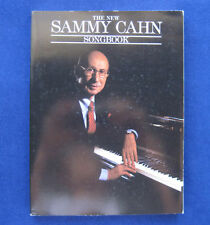 SAMMY CAHN SONGBOOK SIGNED by CAHN - Oversize Format