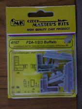 1/48 CMK Brewster F2A-1/2/3 Buffalo Armament Resin Detail Set -Special Hobby/ CA