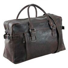 Harold's R.Johnson travel bag sports bag leather 50 cm (braun)