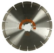 """10-Pack 13.5"""" Diamond Blade Cutting Green Concrete for Soff Cut Early Entry"""