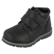 Calzado de niño negro sintético color principal negro