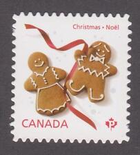 Canada 2012 #2583i Christmas Cookies - die cut Unused