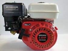 6.5HP Stationary Engine OHV Horizontal Shaft Motor by Millers Falls!