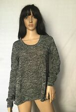 NEW Urban Outfitters Sparkle And Fade Open Back Sweater Tunic Pullover  M 8- 10