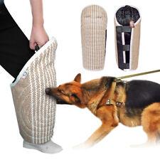 Professional Jute Dog Bite Leg Sleeves Leg Training for Malinois German Shepherd