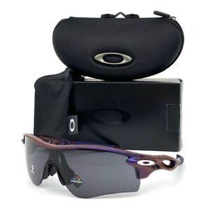 Oakley RADARLOCK PATH (A) OO9206-6638 Blue Red Shift  / Prizm Gray 38mm Sunglass