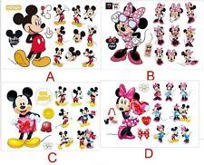 Mickey Minnie Mouse kids room decor Disney Wall sticker Cartoon wall decals