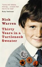 (EX-LIBRARY) 0091903904 Thirty Years In A Turtleneck Sweater Warren, Nick