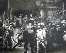 Arte Pittura Dipinti - Emile Michel: Rembrandt Tempi Vita Opere 2 voll 1895 ingl