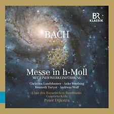 Christina Landshamer - J. S. Bach: Mass In B Minor Bwv 232 [Br Klassik: 900910]