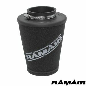 Ramair Performance Universal Induction Intake Foam Air Filter Custom- 76mm ID