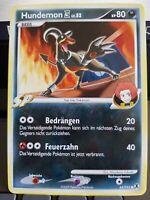Pokemon Hundemon 65/111 Deutsch NM/Mint