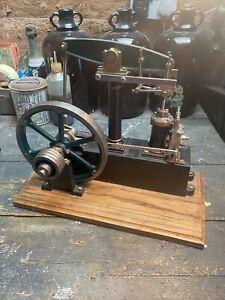 Live Steam Stuart Turner Full-Beam Beam Engine Model - Scale Stationary Model