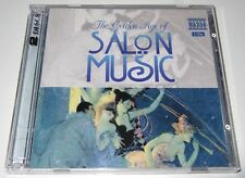 The Golden Age Of Salon Music (CD, 2008, 2 Discs, Naxos)