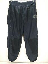 Body Glove Mens Snowboarding Pants Size Large Black Side Zip Easy Open Nylon