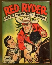 Red Ryder & The Squaw-Tooth Rustlers-Fred Harman-Better Little Book-1946