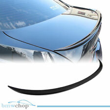 Painted BMW E90 4D Sedan M3 Type Trunk Rear Spoiler 09 11 A52