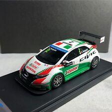 1/43 Mark Honda Civic FK2 WTCC Castrol Guia of Macau 2014 #2 G. Tarquini