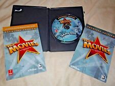 The Movies  Premier edition ORIGINAL PC game  with manuals and bonus disc vgc