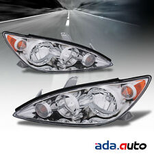 2005-2006 Toyota Camry (LE/XLE Models) Headlights Replacement Lamps Set