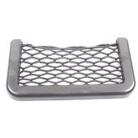 Car Mesh Net Bag Car Organizer Universal Storage Net Holder Pocket FE