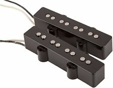 Fender Custom Shop '60s Jazz Bass Pickup Set - Black - 099-2101-000