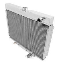 Champion 3 Row Core All Alum AS Radiator For 1967 68 69 70 Ford Mustang