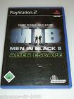 MEN IN BLACK II ALIEN ESCAPE MIB OHNE ANLEITUNG PLAYSTATION 2 PS2