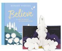 Believe Pop Up Book, Robert Sabuda FIRST EDITION