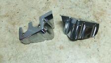 97 Harley Davidson XL 1200 Sportster engine push rod pushrod tube chrome covers
