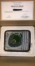 Danbury Mint Safeco Field Seattle Mariners New In Box/Never Displayed
