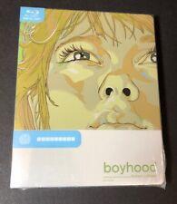 Boyhood [ Limited STEELBOOK Edition V1 ] (Blu-ray Disc) NEW