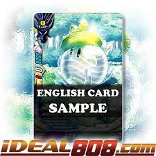 Buddyfight x 4 White Crystal Dragon, Pinot Gris [X-BT02/0072EN U] English Mint F