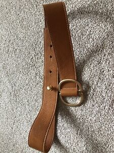 Ladies Ted Baker Leather Belt Size 3 Worn Once