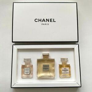 Chanel Gabrielle 5 ml & Coco mademoiselle 1.5 ml & no 5 1.5 ml VIP GIFT SET RARE