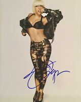 Lady Gaga Autographed Signed 8x10 Photo REPRINT